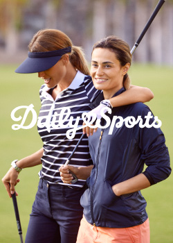 Ladies Daily Sports Golf Clothing Spring Summer 2018