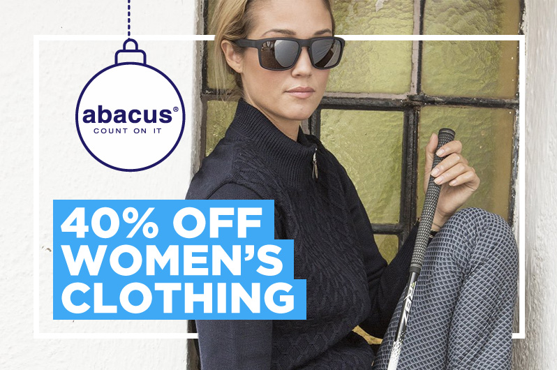 ABACUS 40% OFF