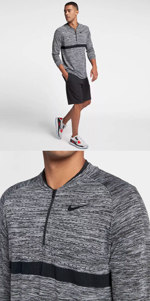 Nike Men's Half-Zip Golf Top
