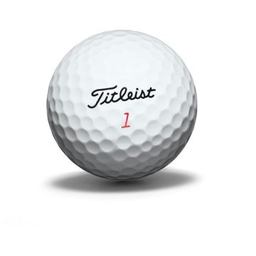 Picture of Titleist DT TruSoft Dozen Pack Golf Balls