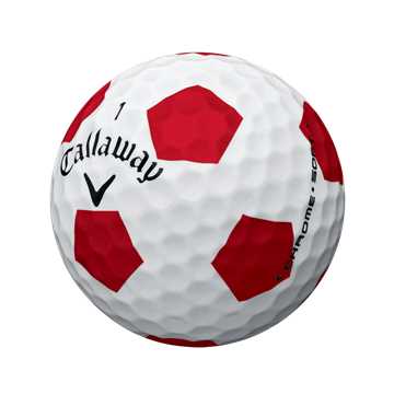 Callaway Chrome Soft TRUVIS Dozen Pack