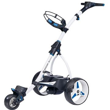 Motocaddy S5 Connect Trolley