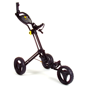 PowaKaddy Twinline 4 Push Trolley