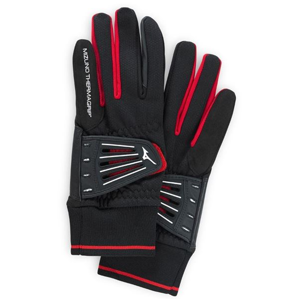Mizuno Thermagrip Glove Pair