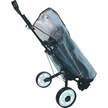 Golf Bag Clear Rain Cover