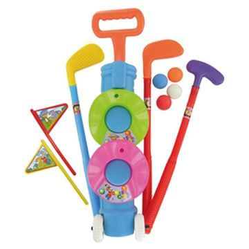 Children's Plastic Golf Set