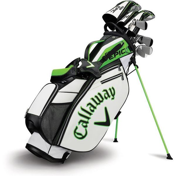 Gbb Epic Staff Golf Stand Bag