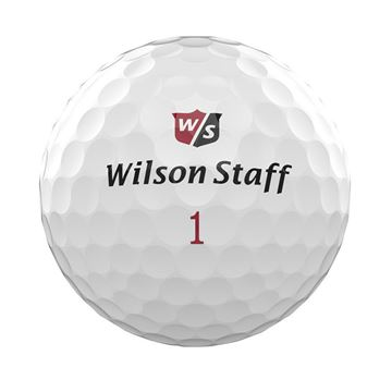 Wilson DX2 Soft Golf Balls 2018