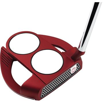 Odyssey O- Works Red 2.0 2 Ball Fang S Putter