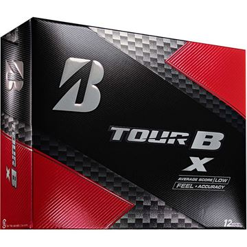 Bridgestone B X Golf Ball