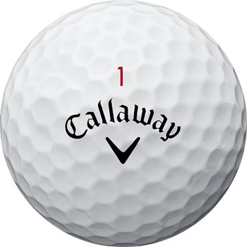 Calllaway Chrome Soft X Dozen Pack 2018