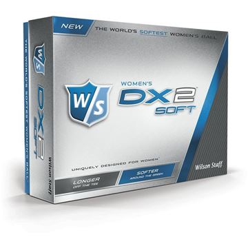 Wilson DX2 Soft Womens Dozen Pack