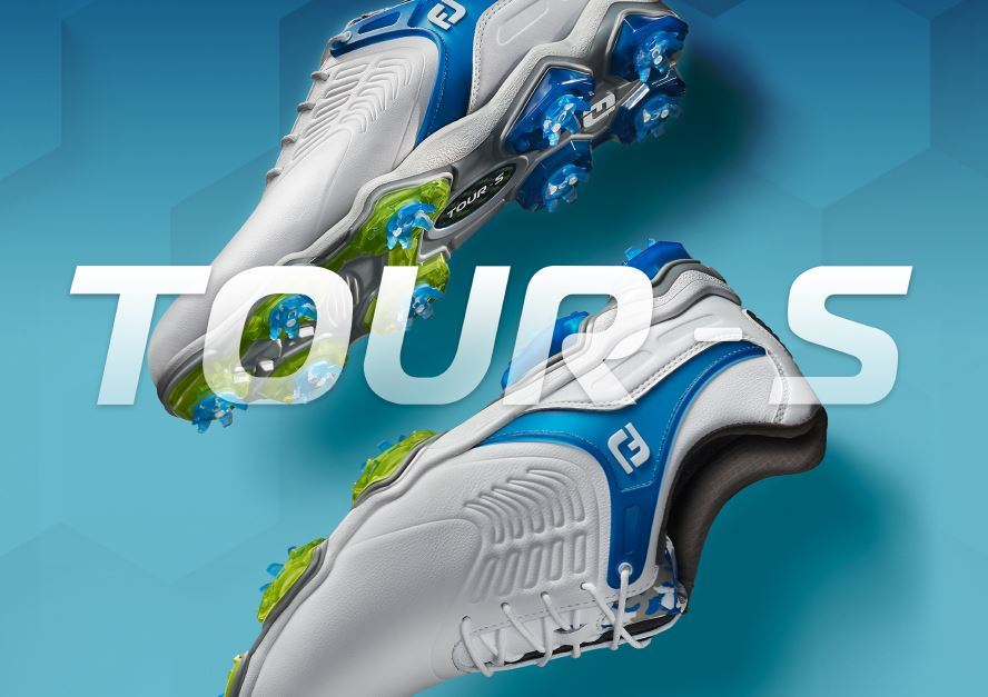Introducing the all-new FootJoy Tour-S