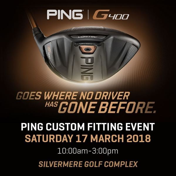 Ping Custom Fitting Event at Silvermere