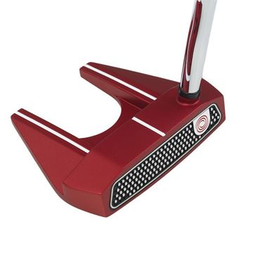Odyssey O- Works Red 2.0 #7 Tank CB Putter, golf putters