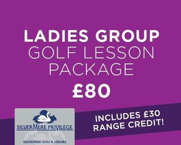 Picture of Ladies Group Golf Lesson Package