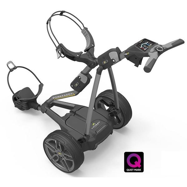 PowaKaddy FW7-S EBS Trolley, Golf Trolley
