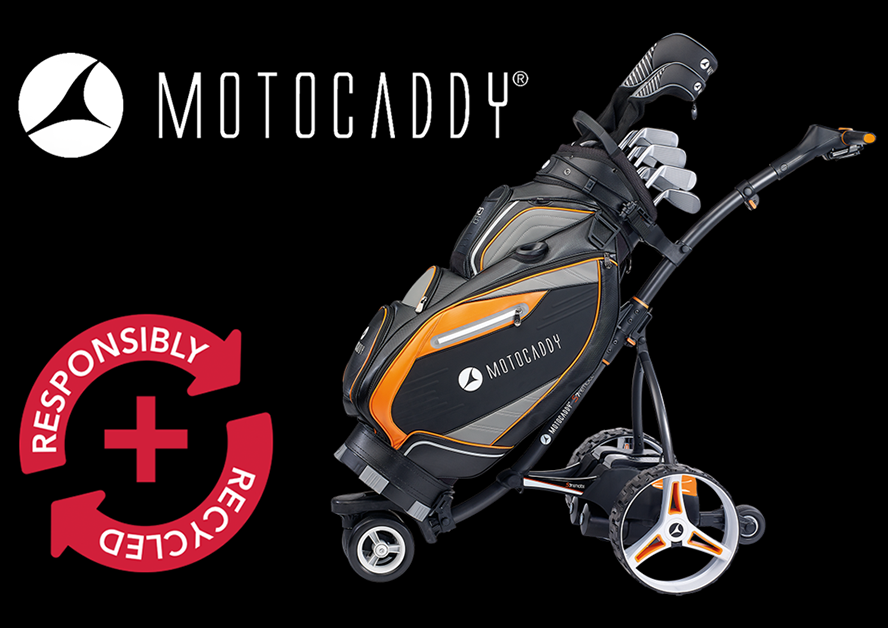 Motocaddy Trolley Trade-In Promotion