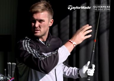 Silvermere's TaylorMade Performance Studio - with Jason Roy