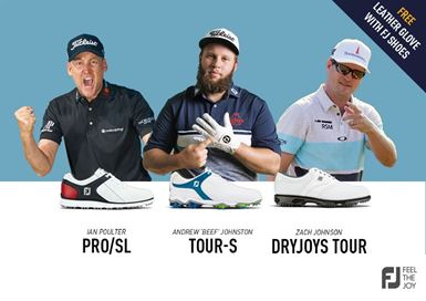 Tour Proven at the Open