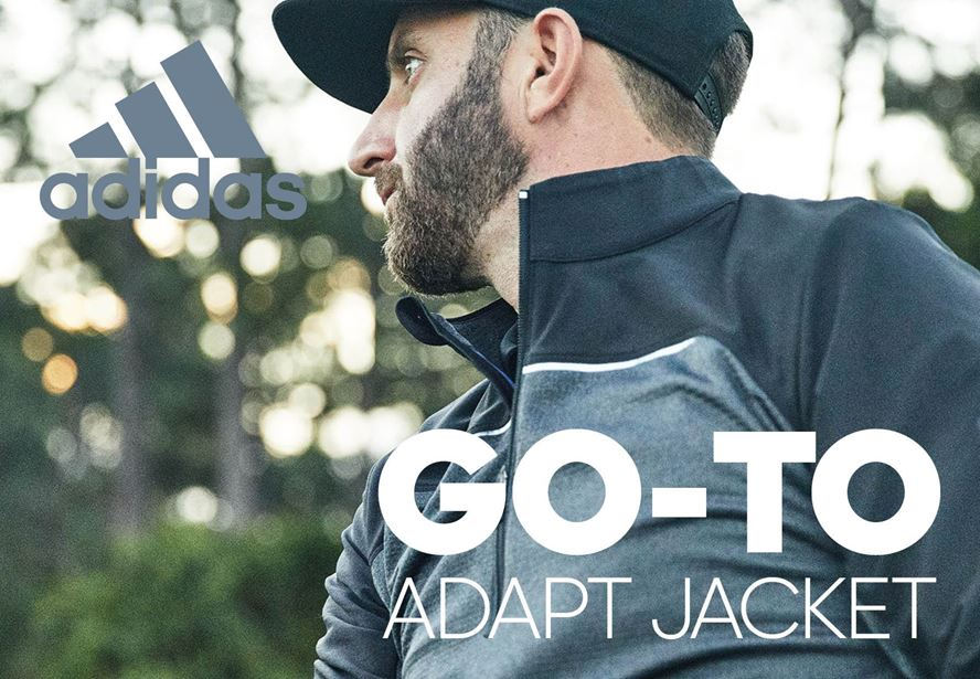 Adapt on the go with the all new Adidas Go-To Jacket