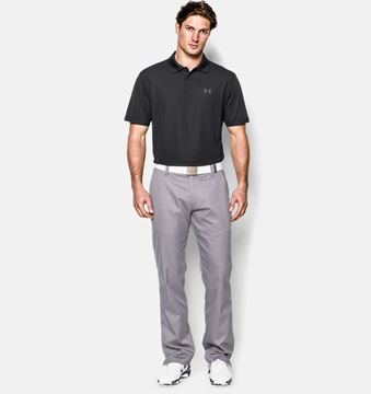 Under Armour Performance Polo - Black, golf clothng black friday deal