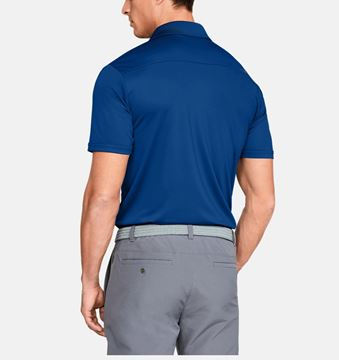 Under Armour Performance Polo - Navy, golf clothing mens black friday deal