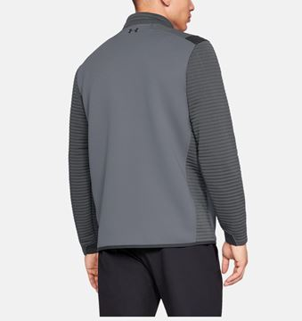 Under Armour Storm Daytona Half Zip - Grey, golf clothing mens black friday deals