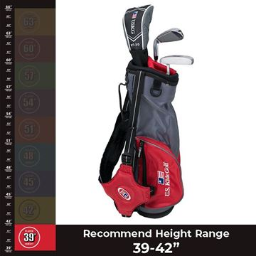 "US KIDS 39"" Ultralight - Package Set, junior golf clubs"