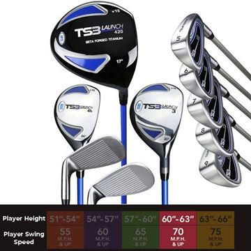 "US Kids Tour Series 60"", golf clubs juniors"