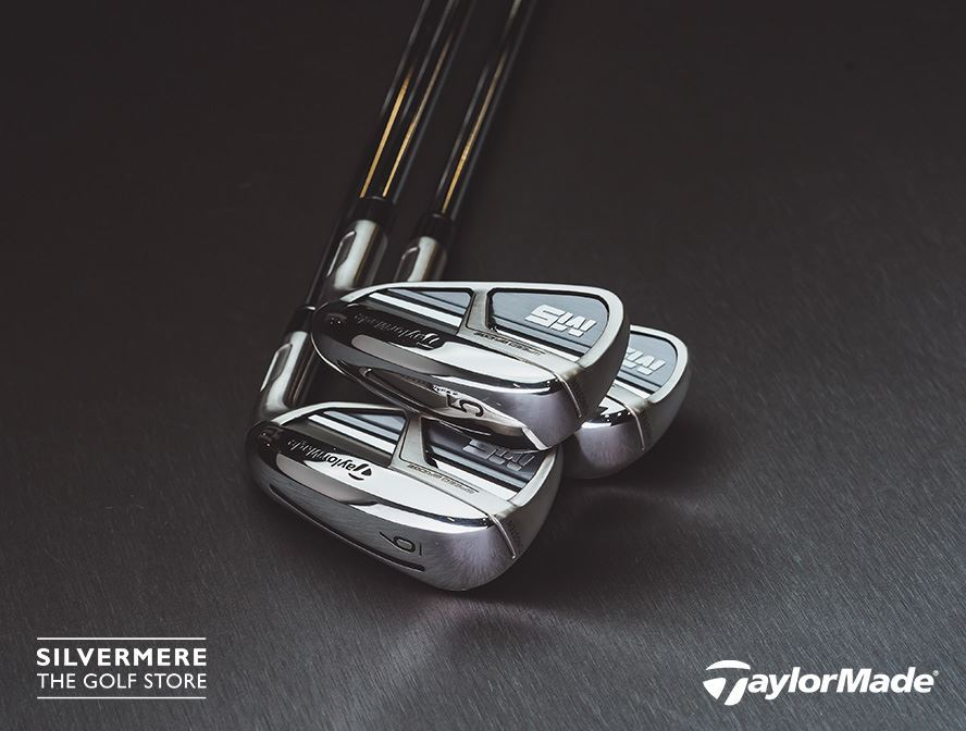 TaylorMade Golf Introduces Revolutionary M5 & M6 Irons