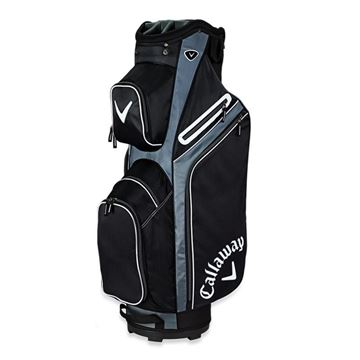 Callaway X Series Cart Bag - BLK/TIT/WHT GOLF CART BAG