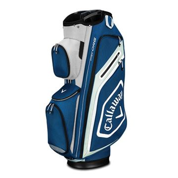 Callaway Chev Org Cart Bag - NVY/SIL/BLK GOLF CART BAG