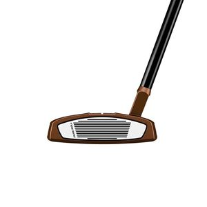 Taylormade Spider X Copper Sight Line Putter, golf clubs putters