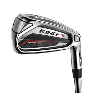 Cobra King F9 Graphite Irons