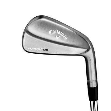 Callaway Apex MB Irons Oil Finish, golf irons