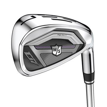 Wilson Ladies D7 Irons, golf clubs irons