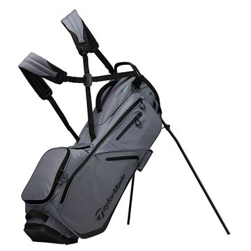 Taylormade FlexTech Stand Bag - CHARCOAL GOLF STAND BAG