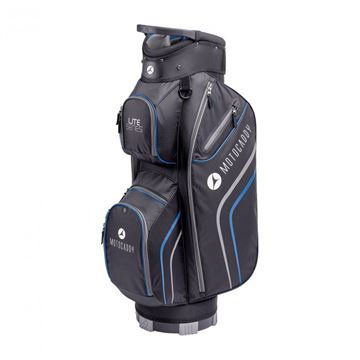 Picture of Motocaddy Lite Series Blue Golf Cart Bag - Black/Blue