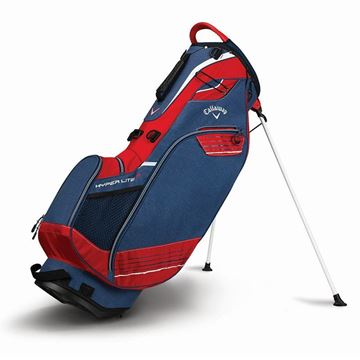 Callaway Hyperlite 3 Stand Bag 2018 - Navy , golf bags, special deal, clearance