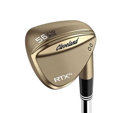 Cleveland RTX 4 Tour Raw Wedge, Golf Clubs Wedge