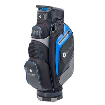 Motocaddy Pro Series Blue Golf Cart Bag, golf bags