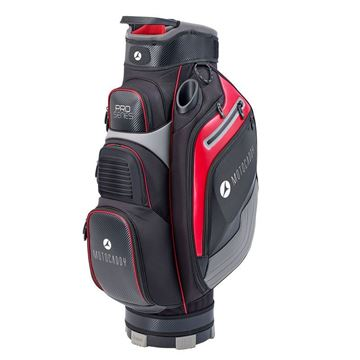 Motocaddy Pro Series Red Golf Cart Bag, golf bags