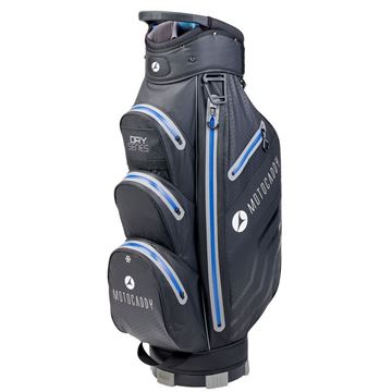 Motocaddy Dry Series Blue Golf Cart Bag, golf bags