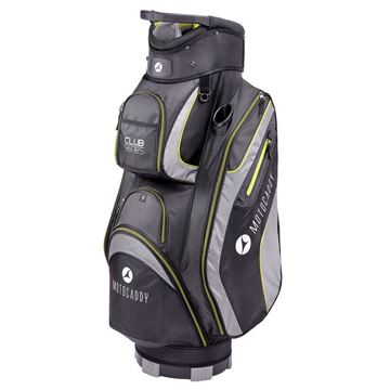 Motocaddy Club Series Lime Golf Cart Bag, golf bags