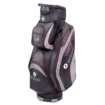 Motocaddy Club Series Red Golf Cart Bag, golf bags