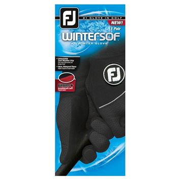 FootJoy WinterSof Glove For the Right Handed Golfer, golf gloves mens