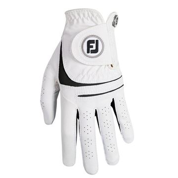 FootJoy Ladies WeatherSof Glove White For the Right Handed Golfer