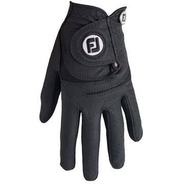 FootJoy Ladies WeatherSof Glove Black For the Right Handed Golfer