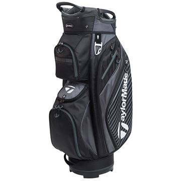 Taylormade Pro Cart 6.0 Golf Bag - Black/Charcoal, golf bags